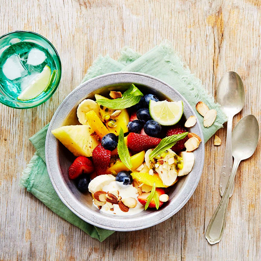 Photo of Tropical fruit salad by WW