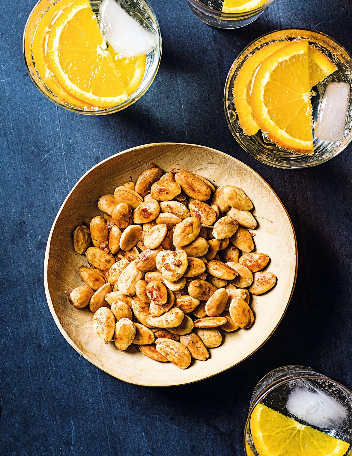 Photo of Warm tapas-style almonds by WW