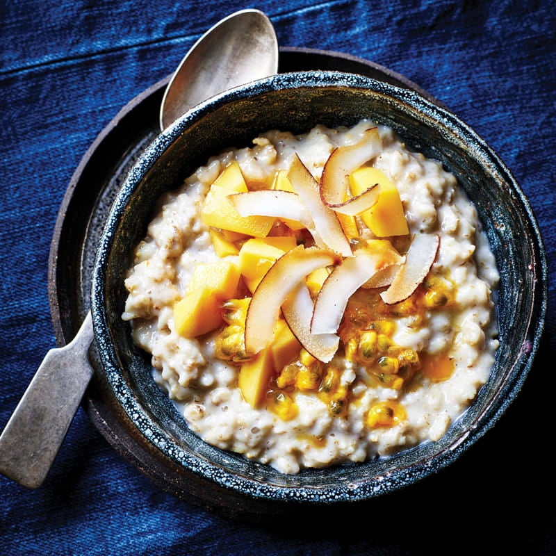 Photo of Tropical bliss porridge by WW