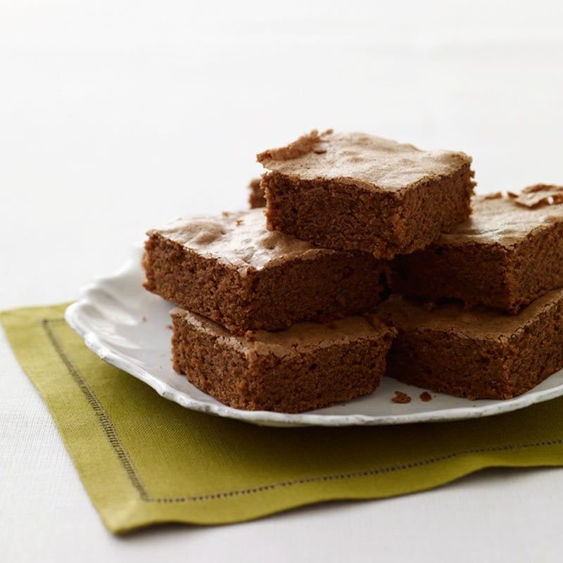 Photo of Rich chocolate brownies by WW