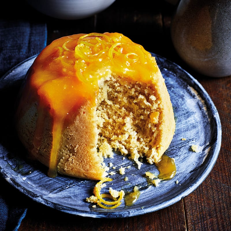 Photo of Steamed lemon pudding by WW