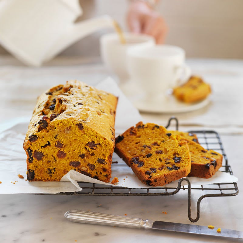 Photo of Wholemeal pumpkin cake by WW
