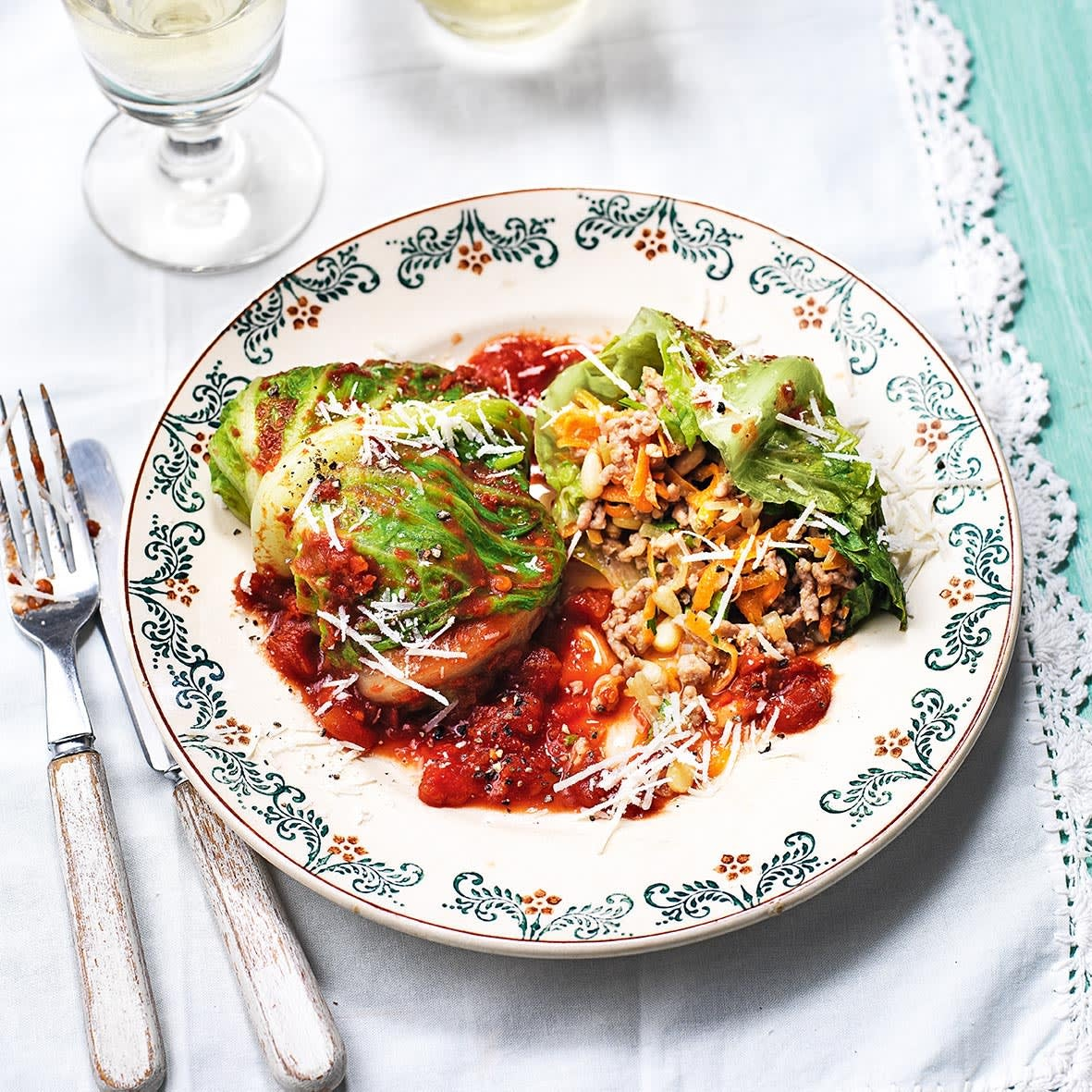 Photo of Italian pork parcels in tomato sauce by WW