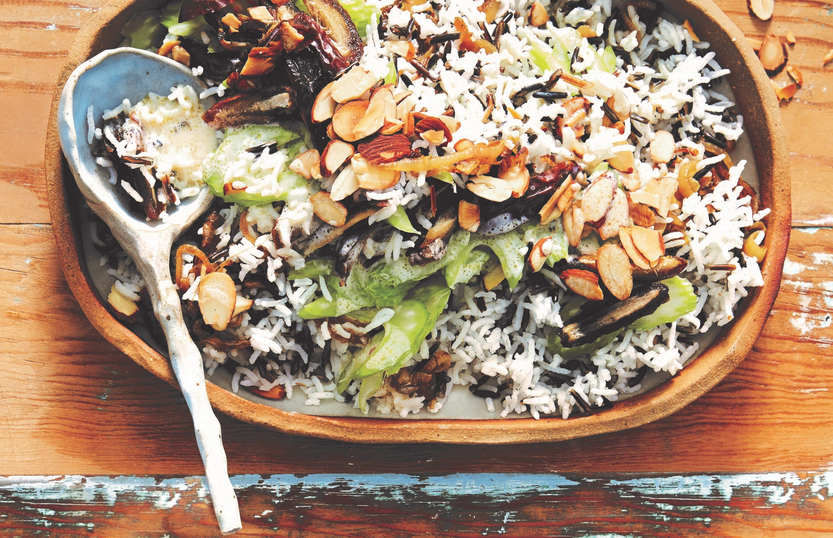 Photo of Persian wild rice salad by WW