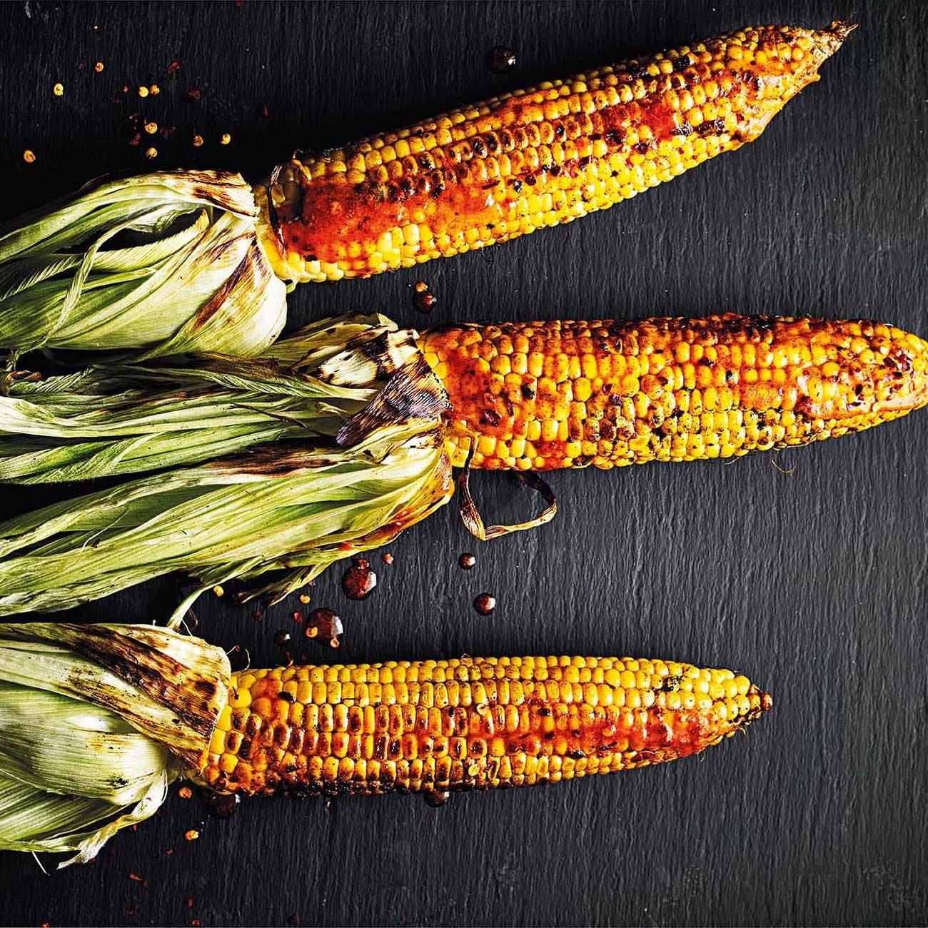Photo of Firecracker corn on the cob by WW