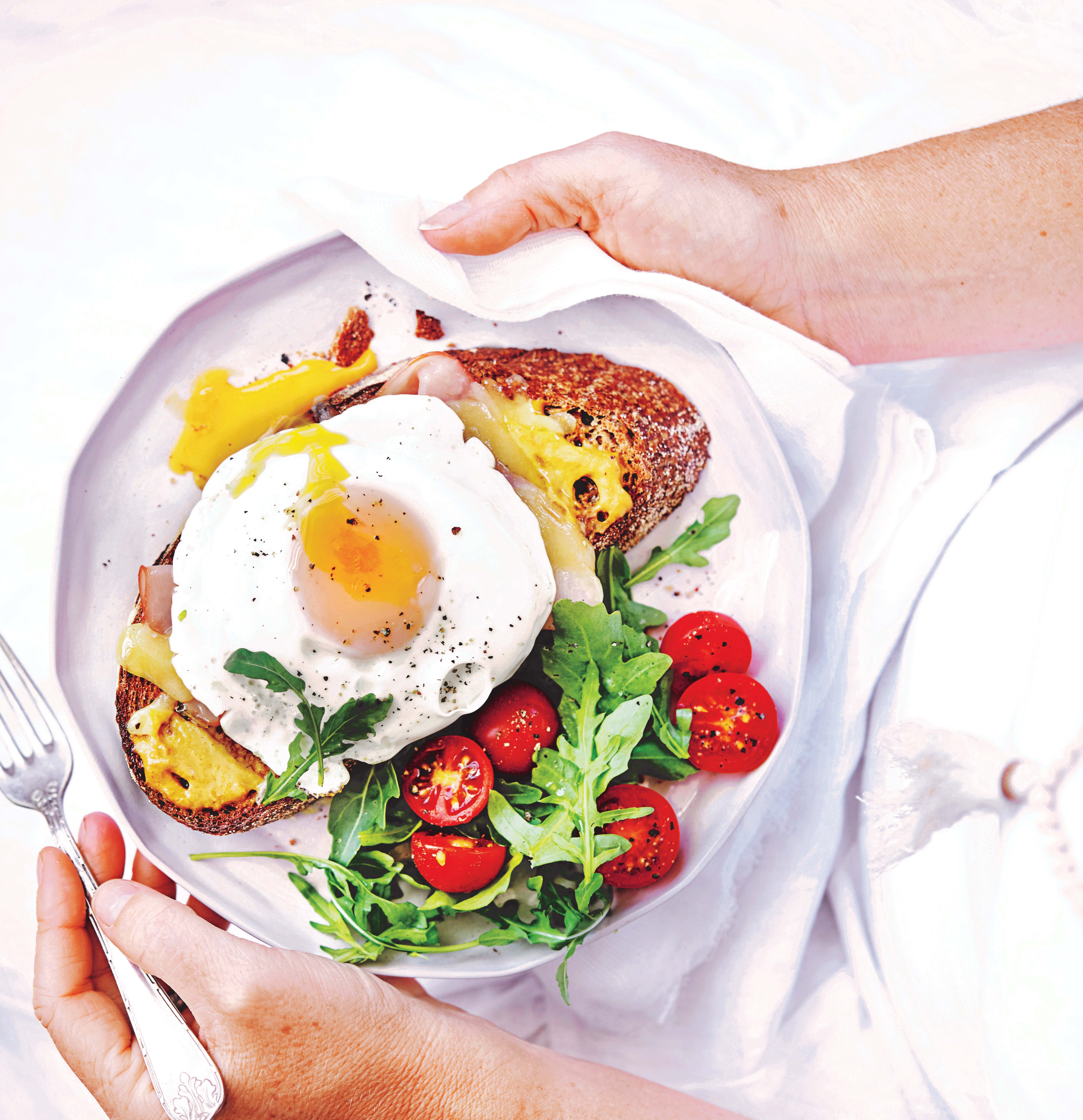Photo of Croque madame by WW
