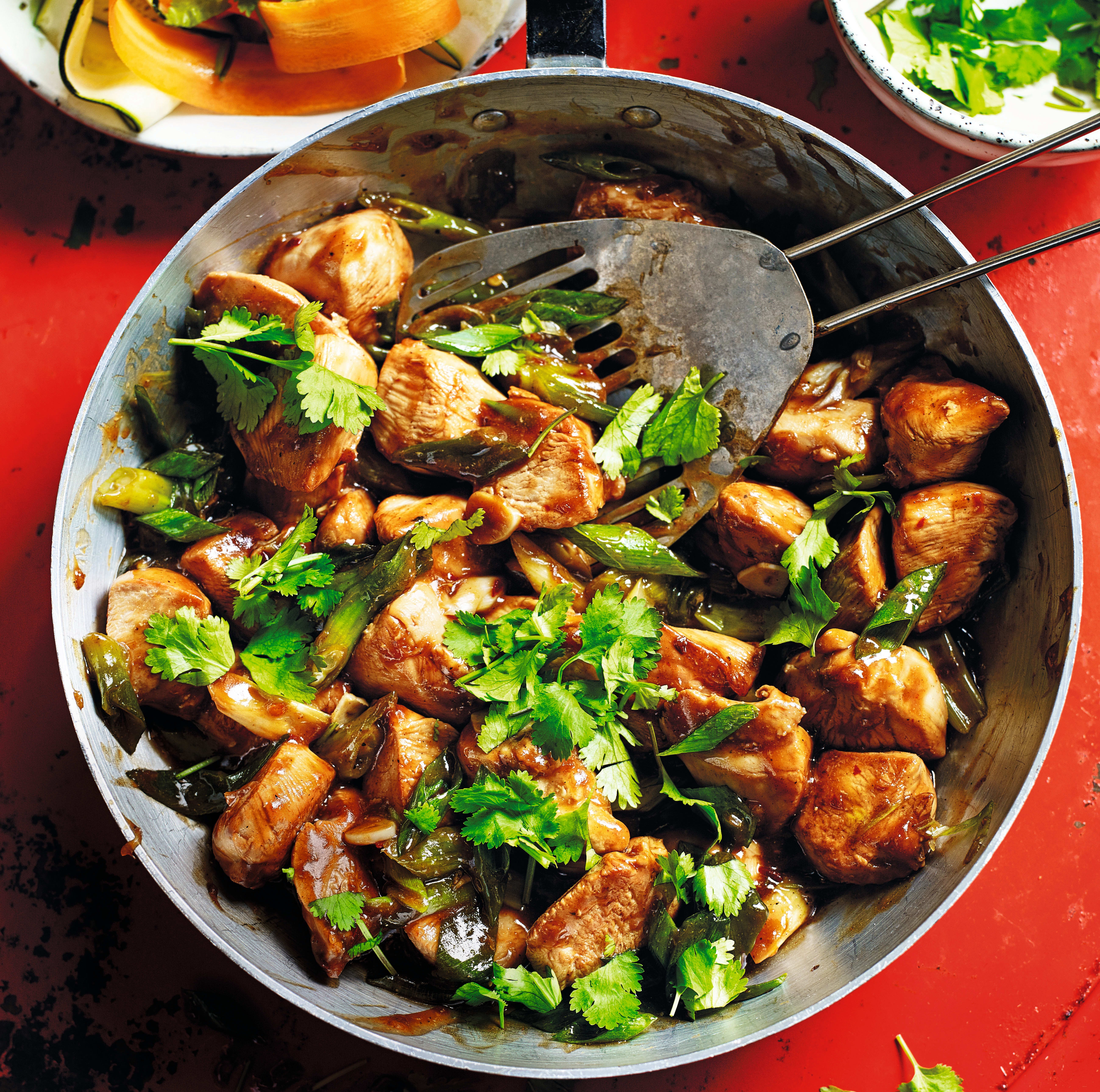 Photo of Kung pao chicken by WW