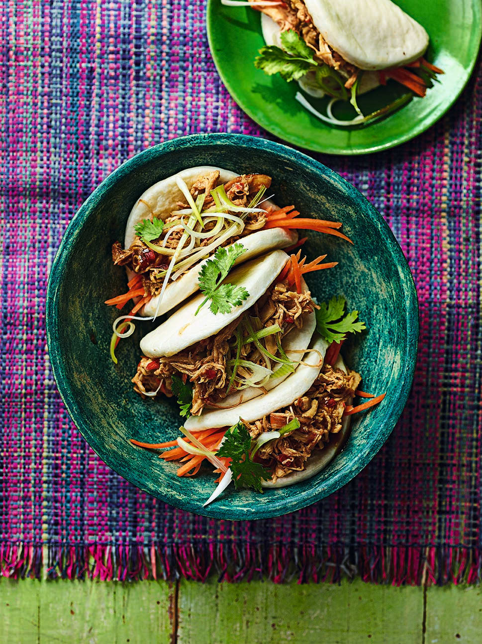 Photo of Pulled chicken bao buns by WW