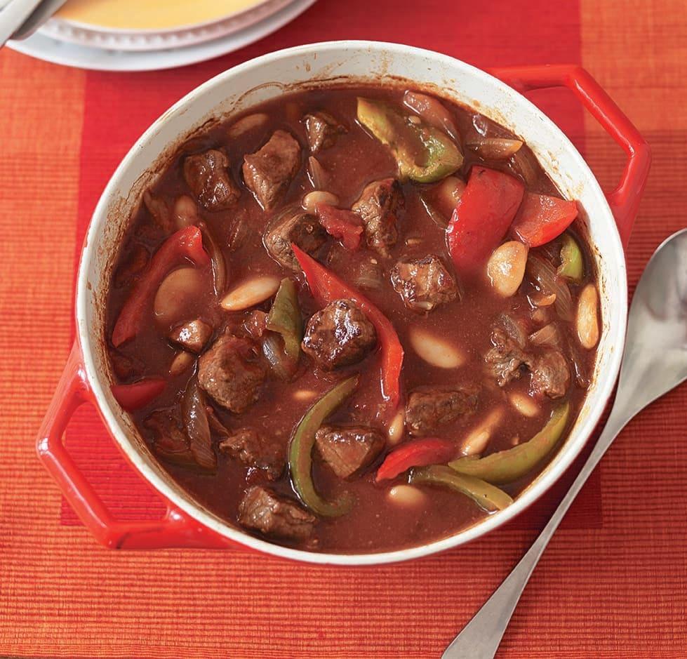 Photo of Smoked paprika beef stew by WW