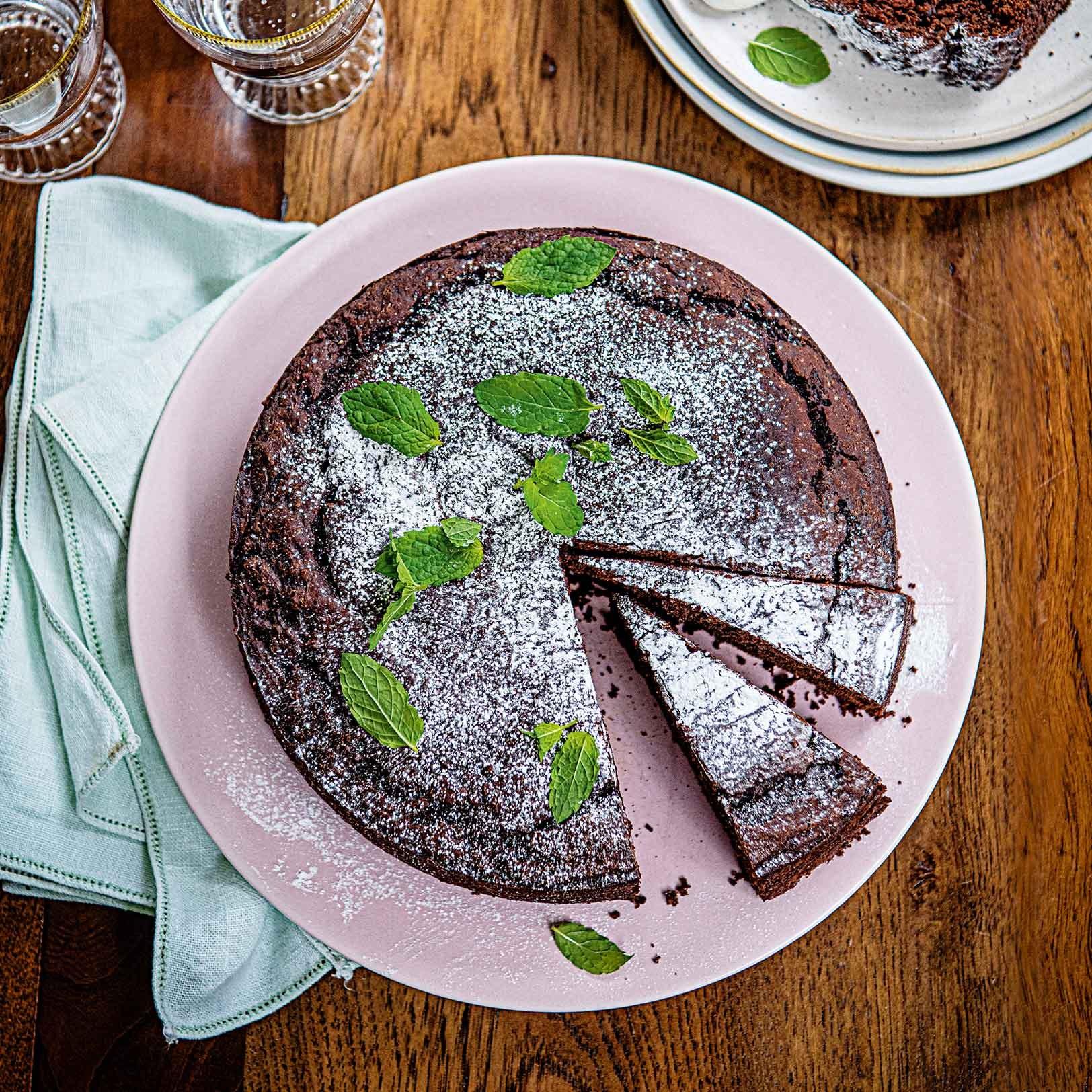 Photo of Avocado chocolate cake by WW