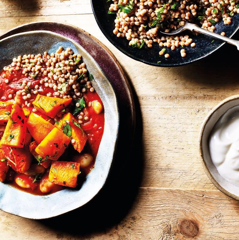 Photo of Spicy bean & squash  stew by WW