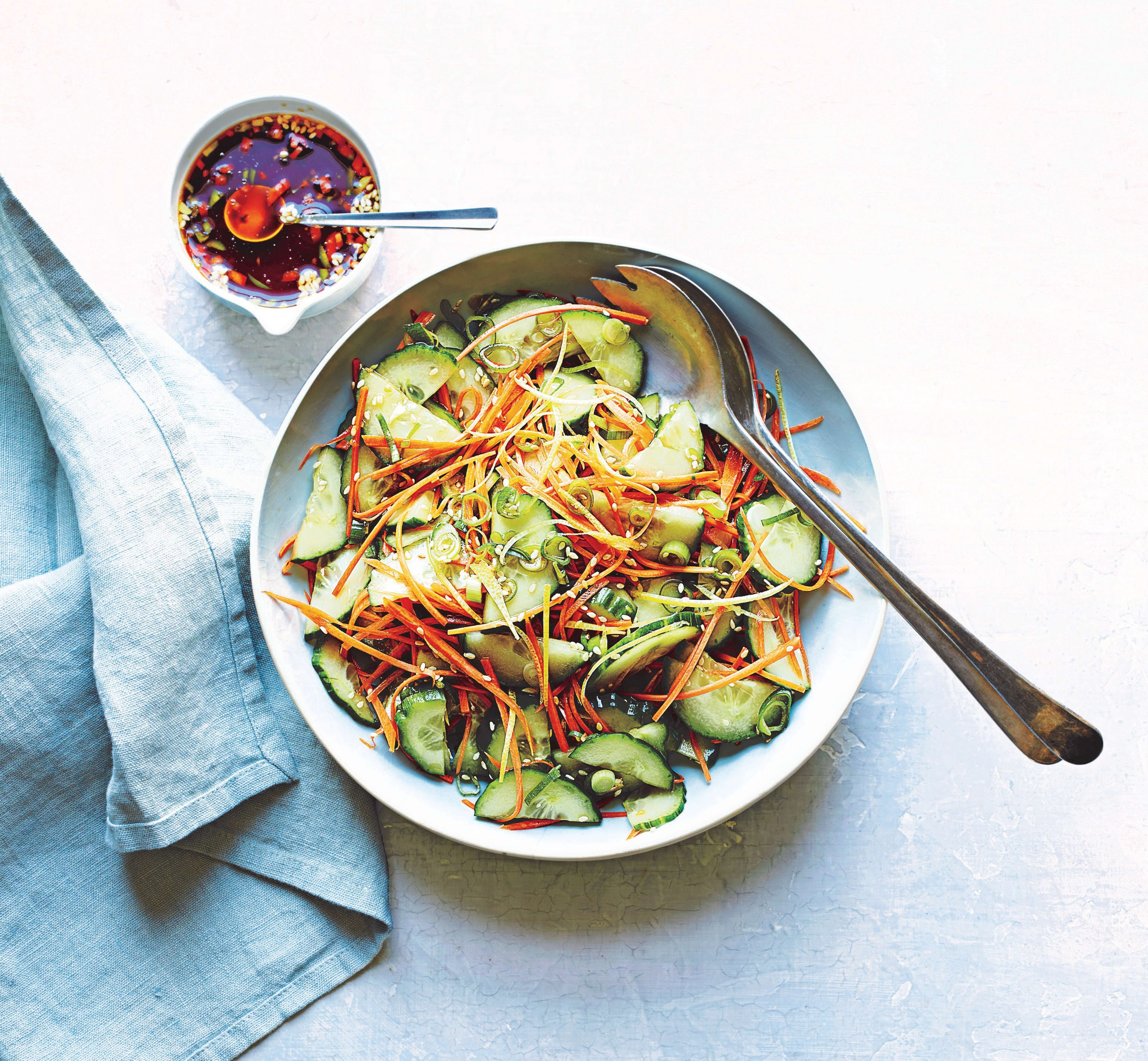 Photo of Asian cucumber salad by WW