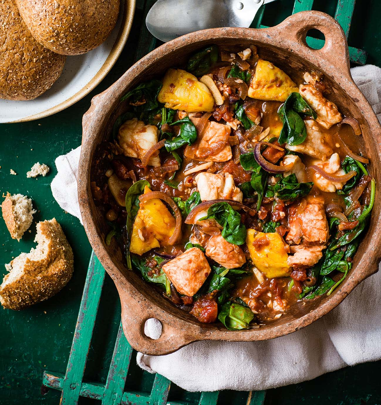 Photo of Easy fish stew by WW