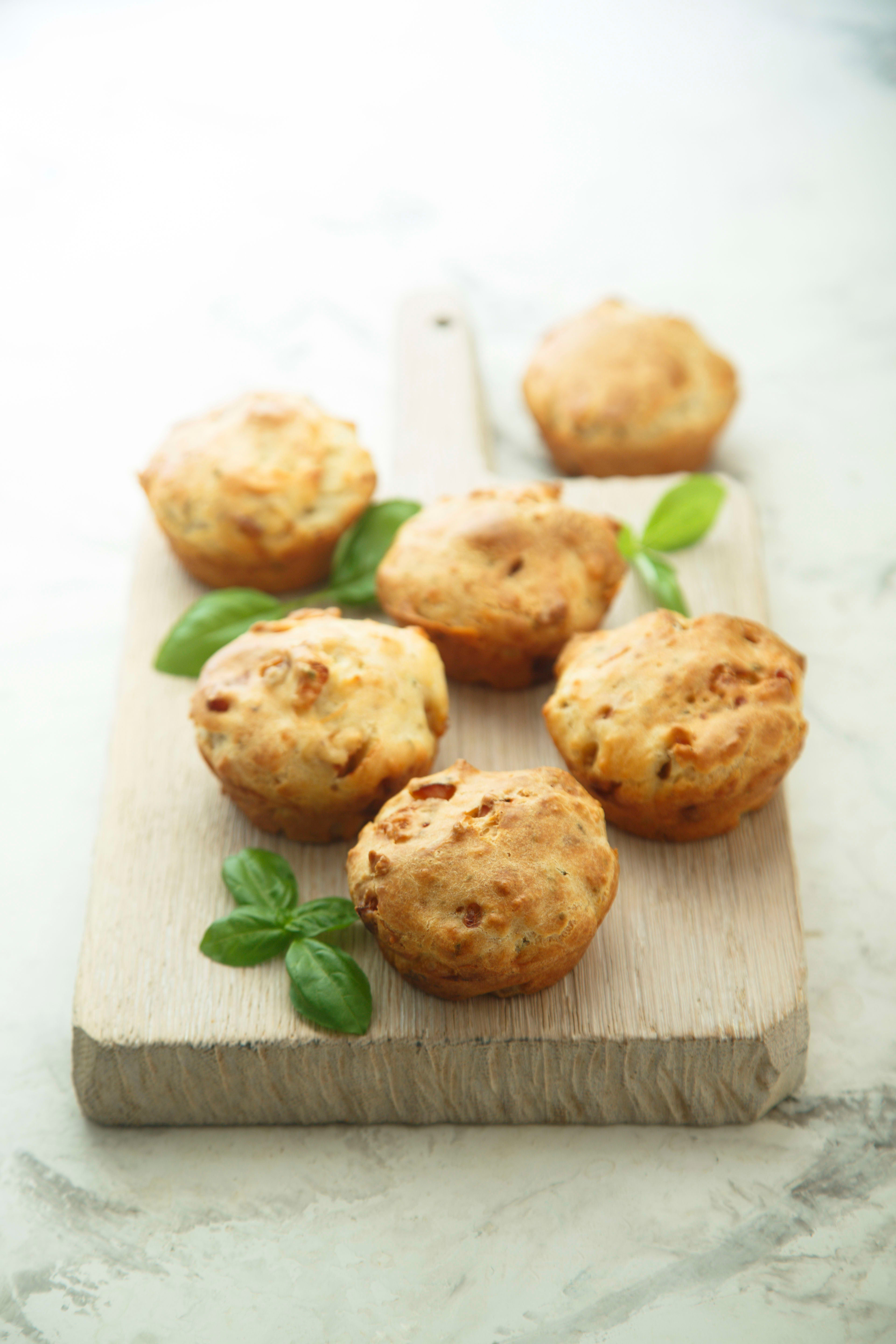 Photo of Cheese & tomato breakfast muffins by WW