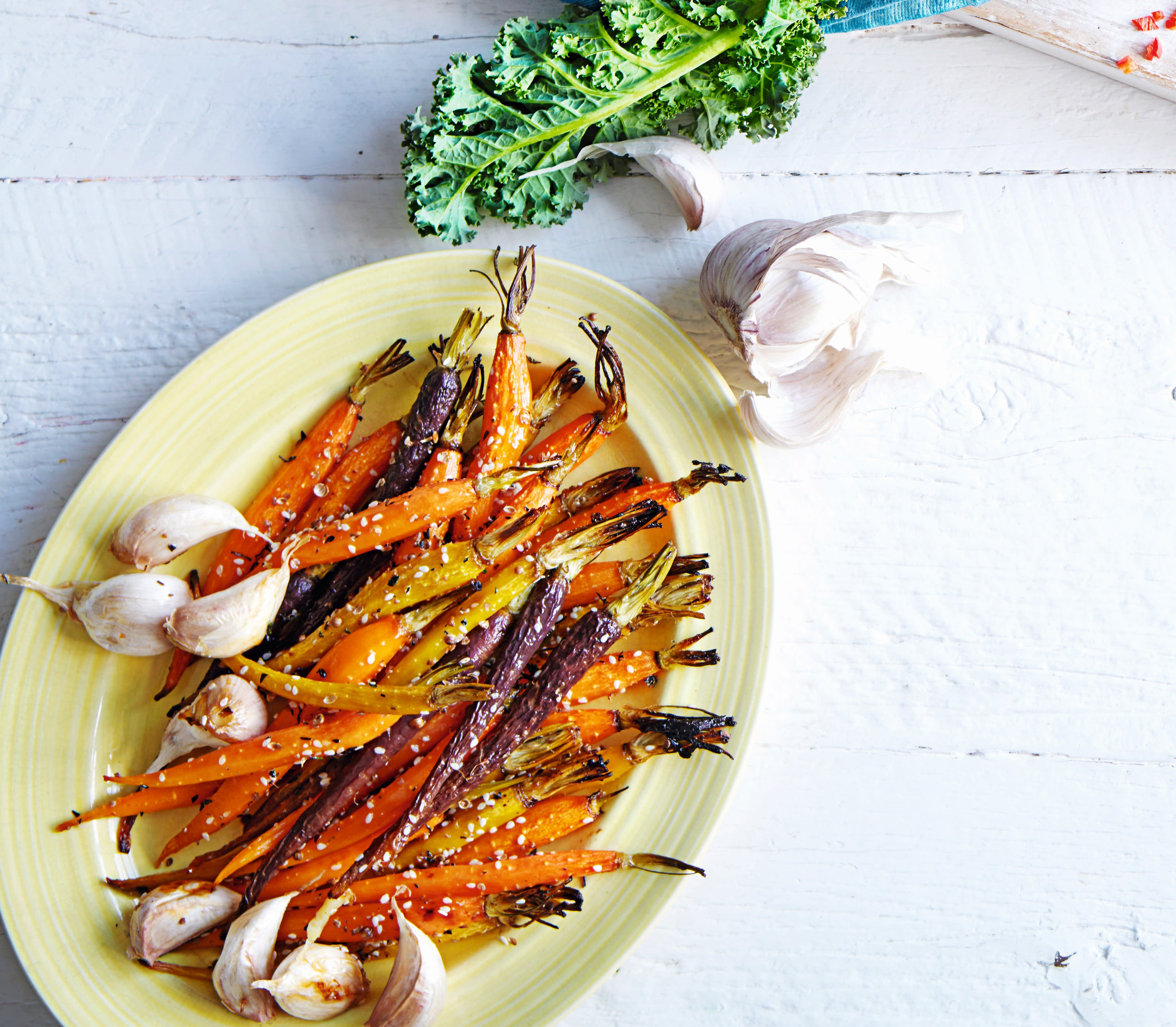 Photo of Spiced carrots by WW