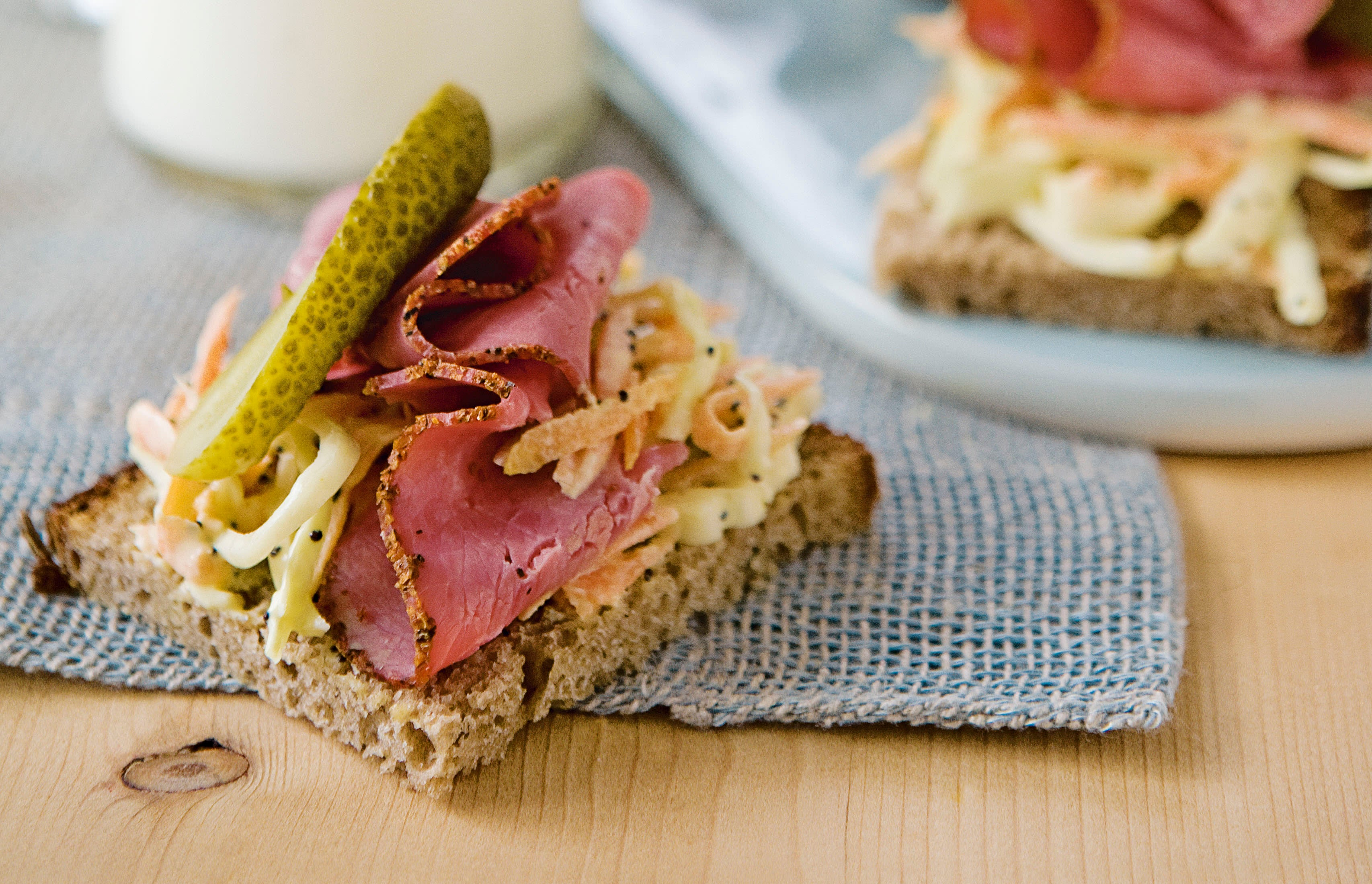 Photo of Pastrami on rye by WW