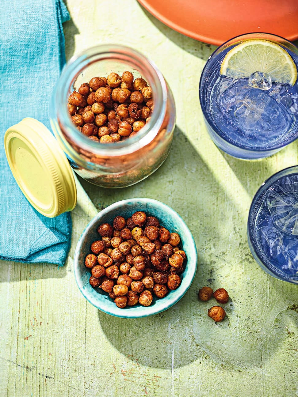 Photo of Spicy roasted chickpeas by WW