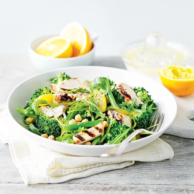 Photo of Chargrilled chicken & orange salad by WW