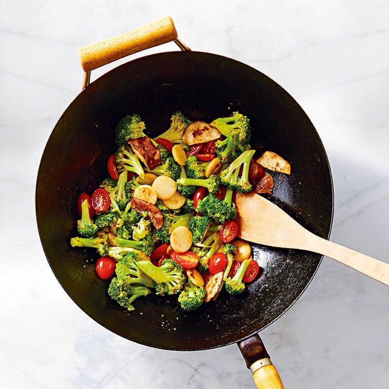 Photo of Mixed veg stir-fry by WW