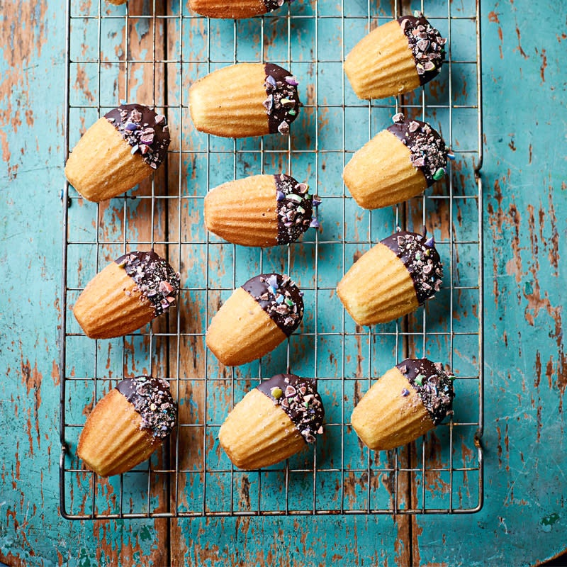 Photo of Chocolate madeleines by WW