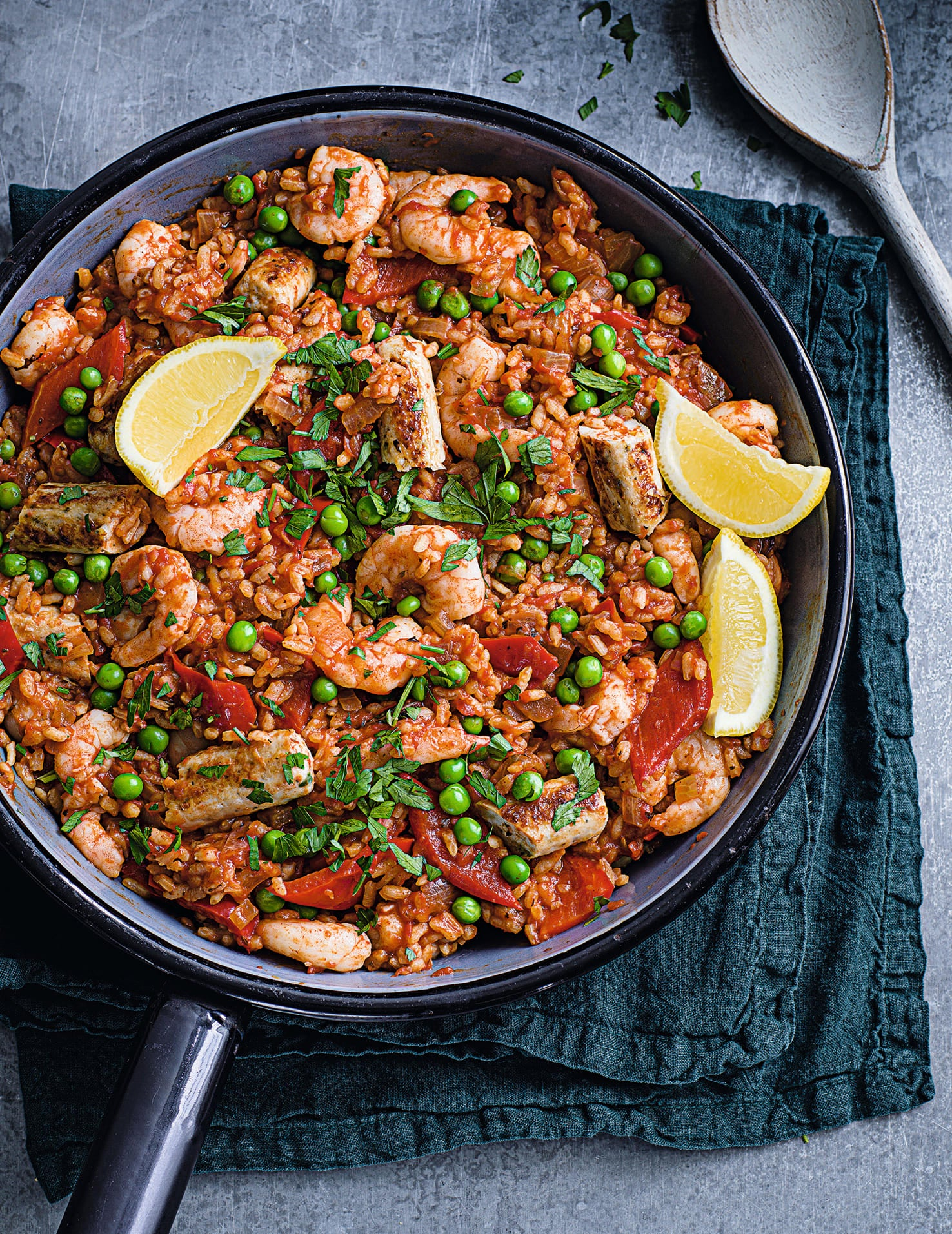 Photo of Chicken chipolata & prawn jambalaya by WW
