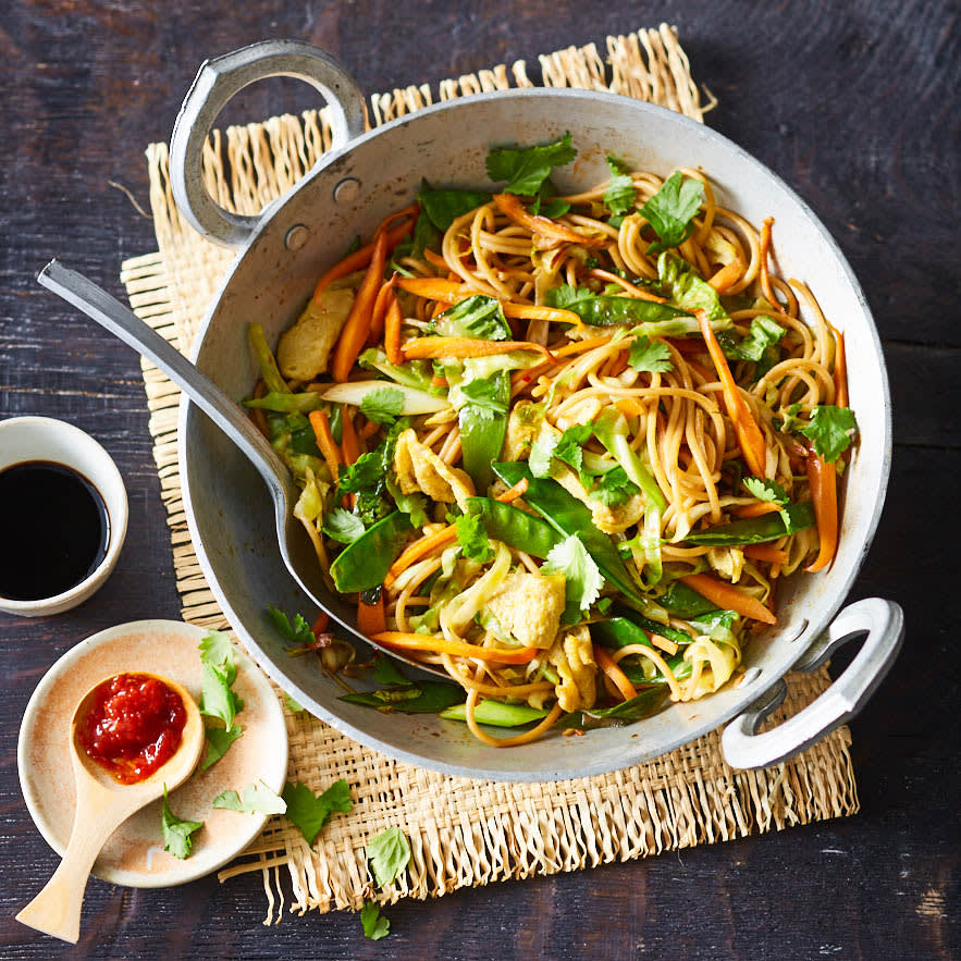 Photo of Egg fried noodles by WW