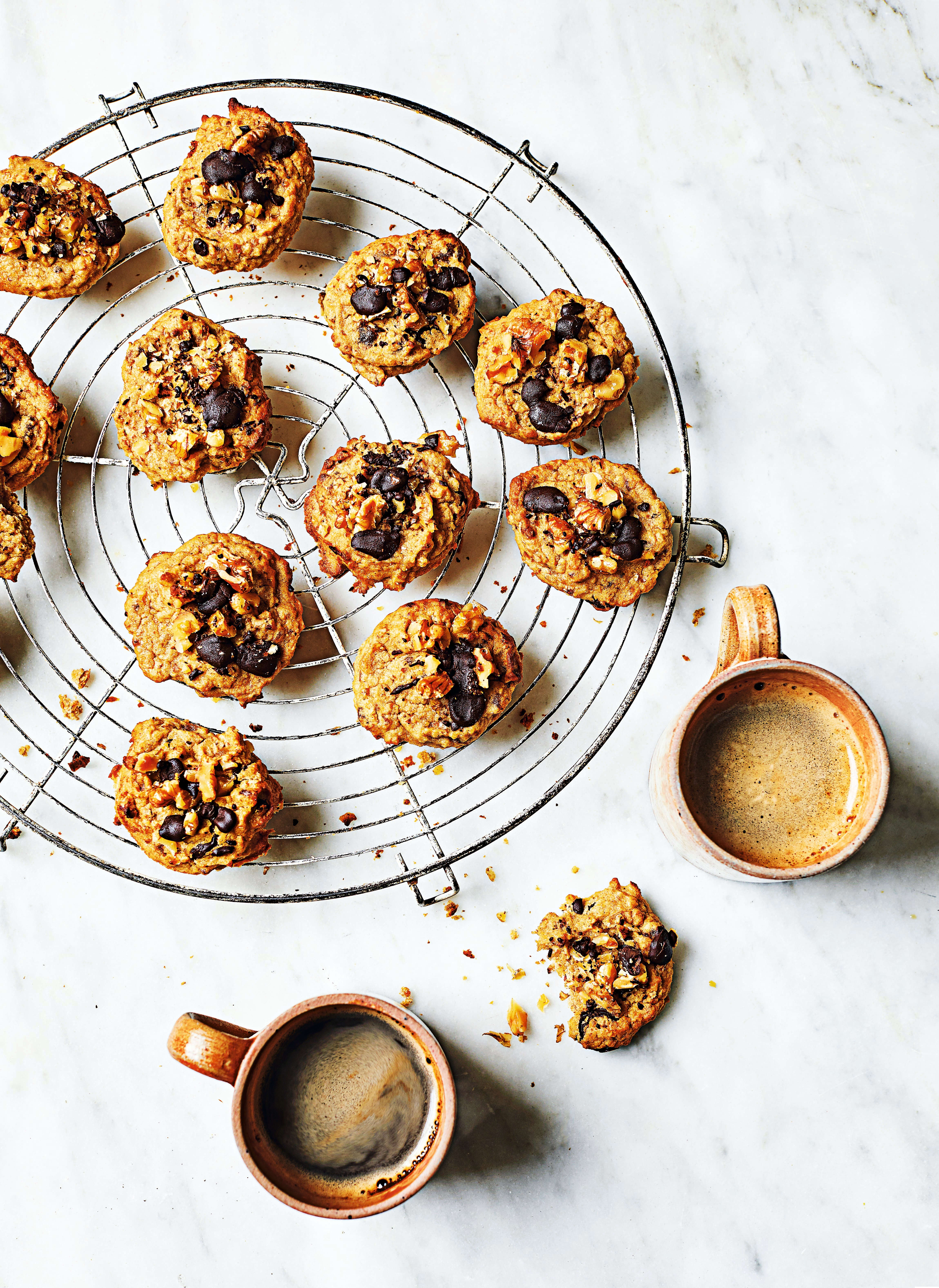 Photo of Chickpea peanut butter cookies by WW