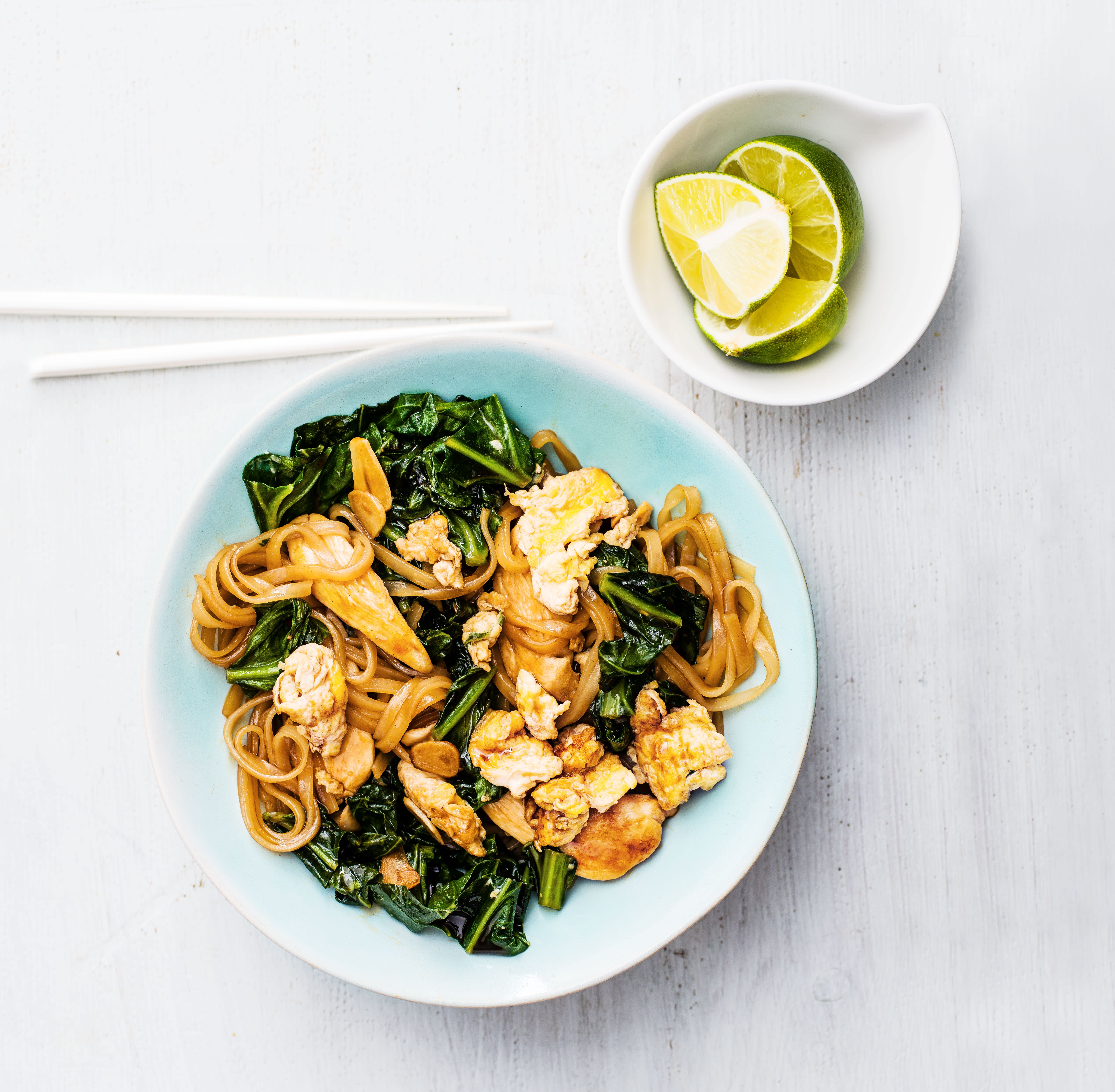 Photo of Thai-style noodles by WW