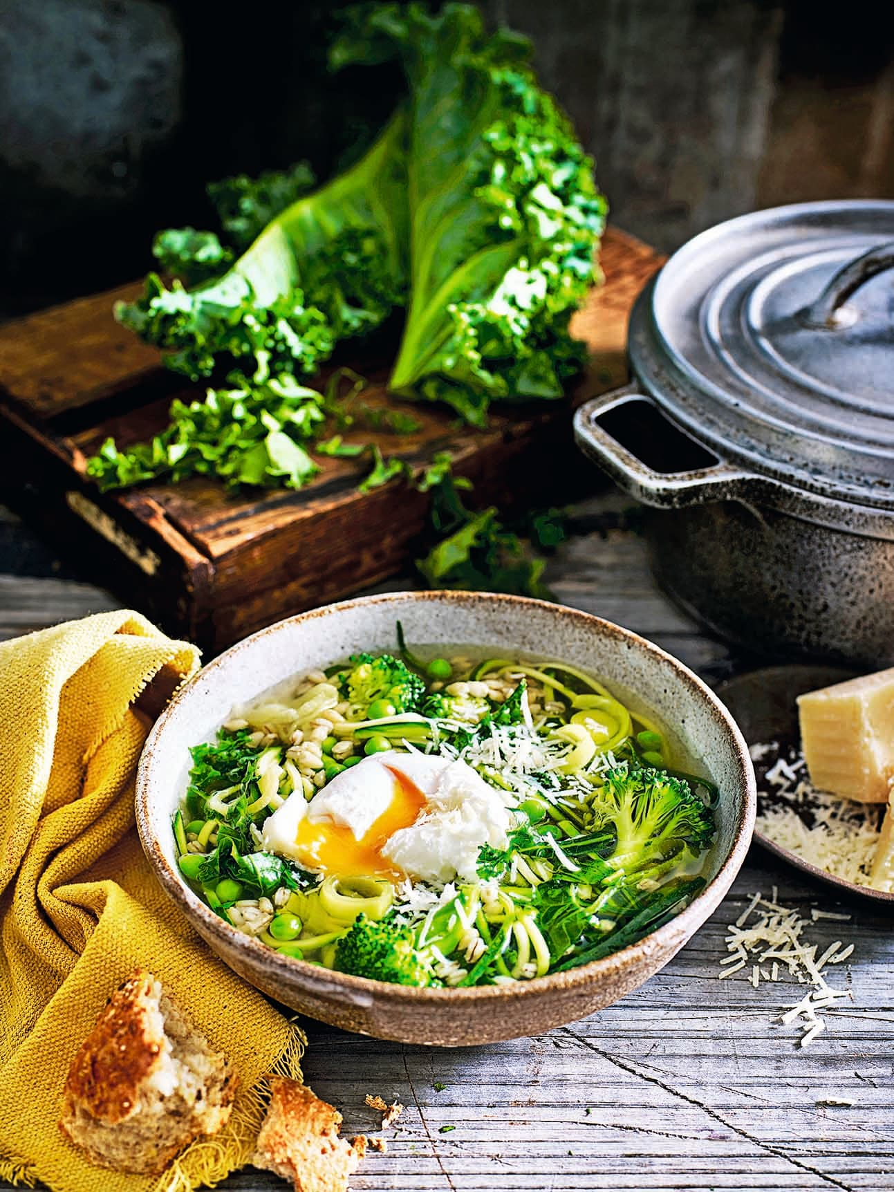 Photo of Green goodness soup by WW