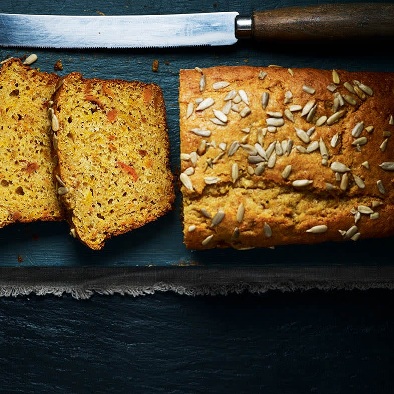 Photo of Seeded pumpkin loaf by WW
