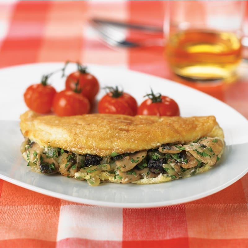 Photo of All day breakfast omelette by WW