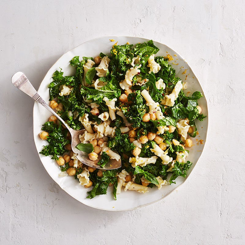 Photo of Pasta & chickpea salad by WW