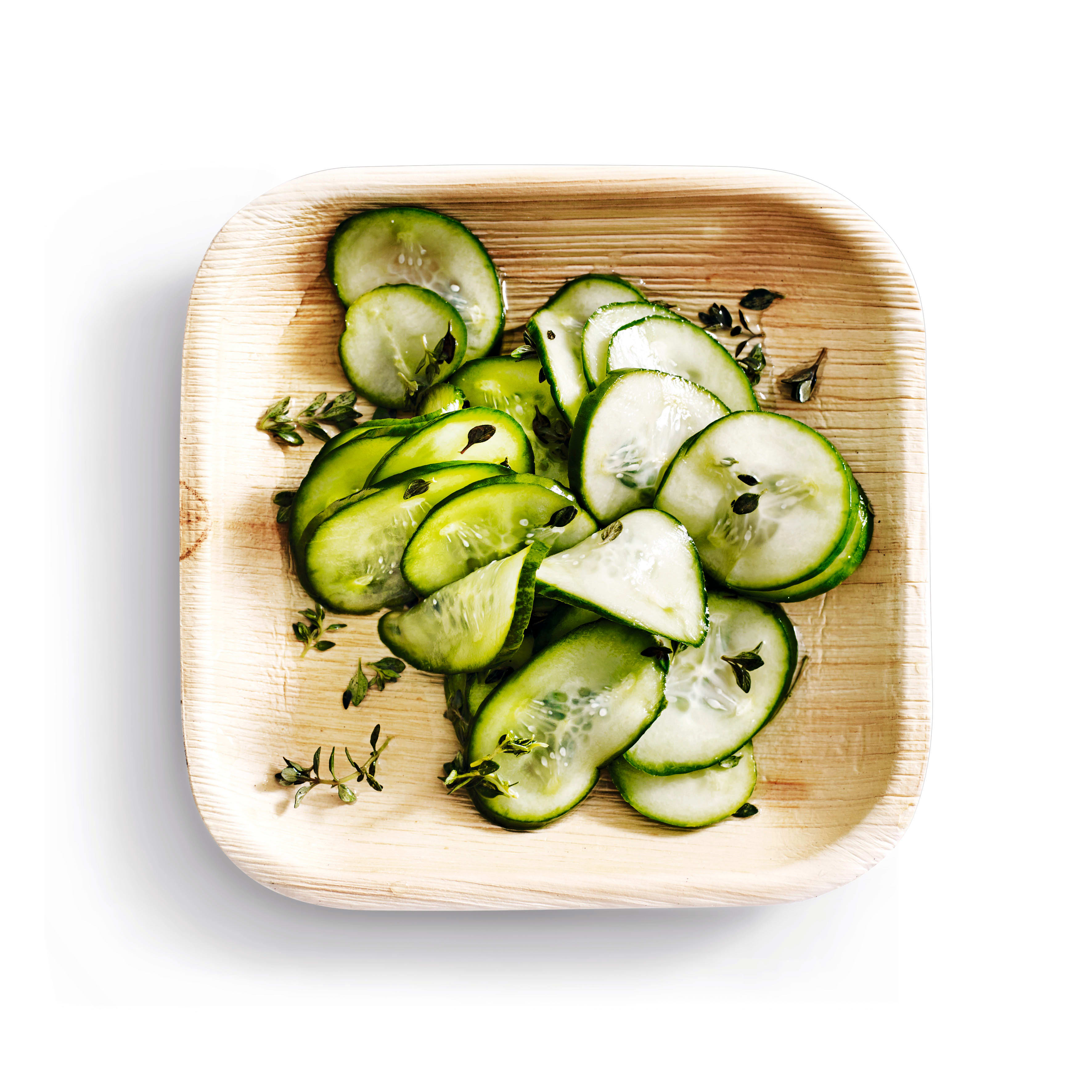 Photo of Pickled cucumber with herbs by WW