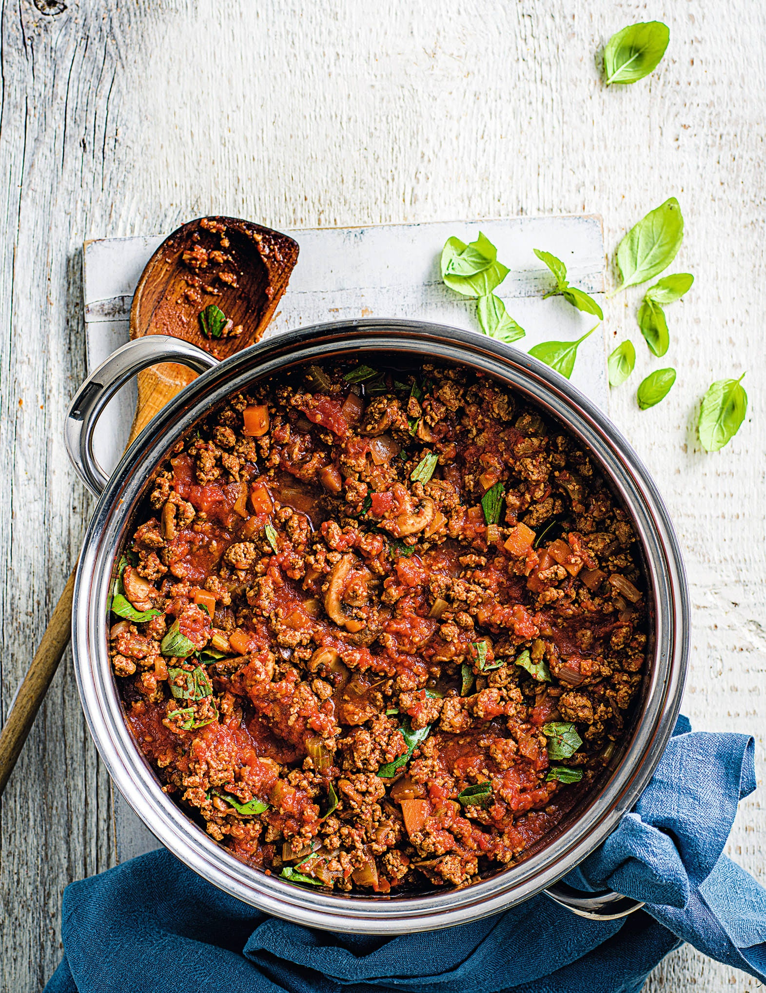 Photo of Rich Quorn ragù by WW