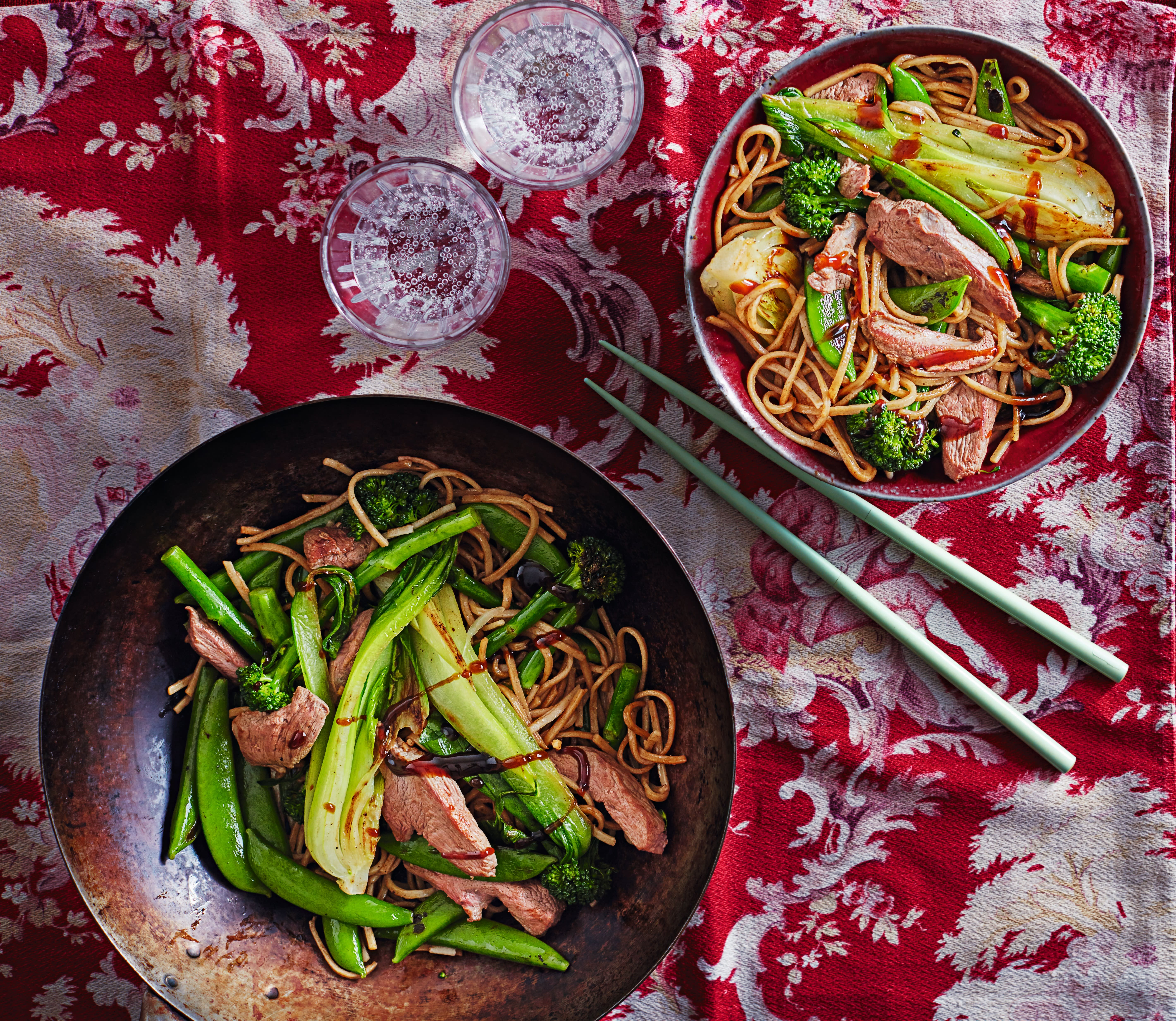 Photo of Hoisin duck noodles by WW