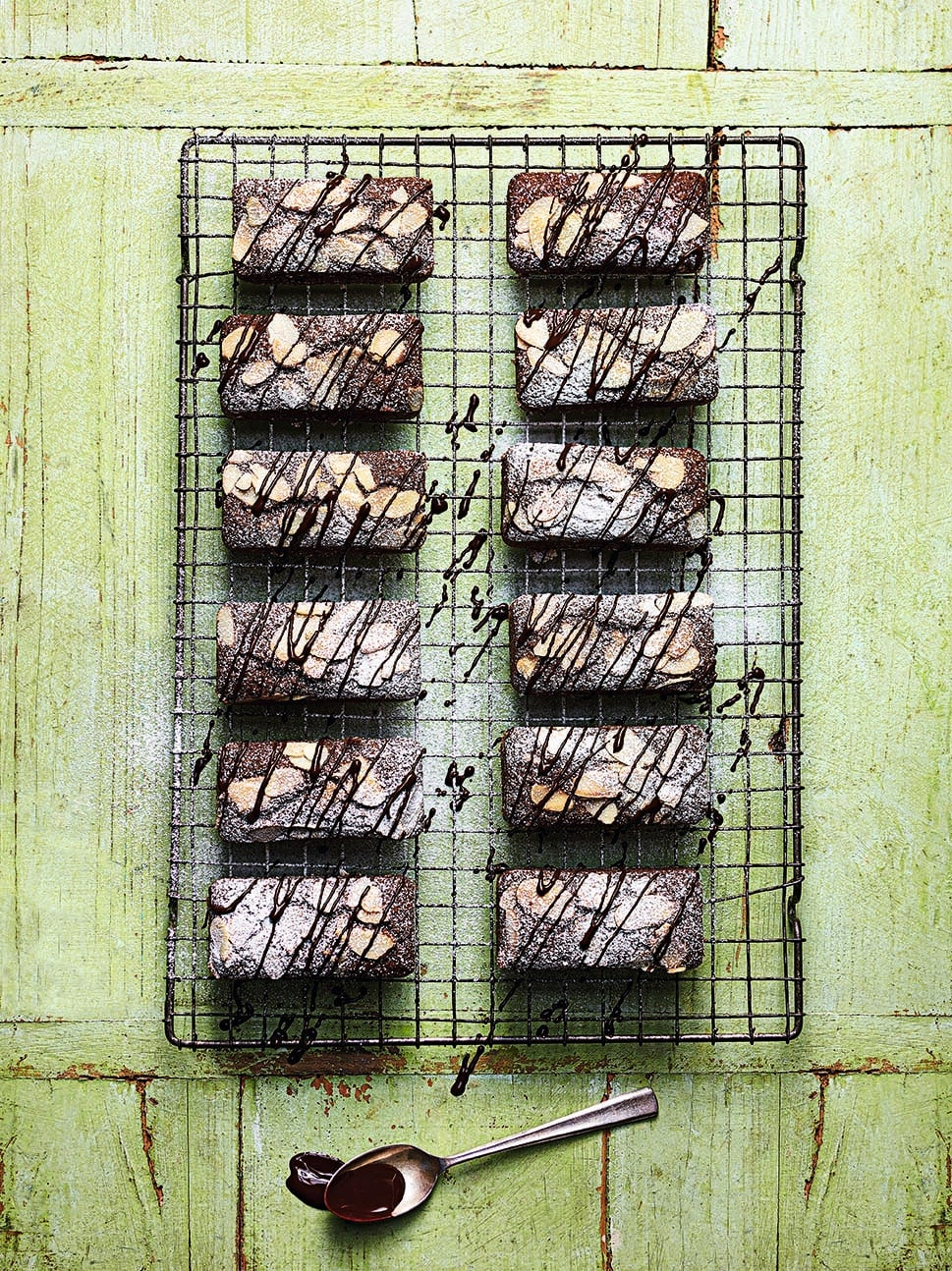 Photo of Chocolate financiers by WW