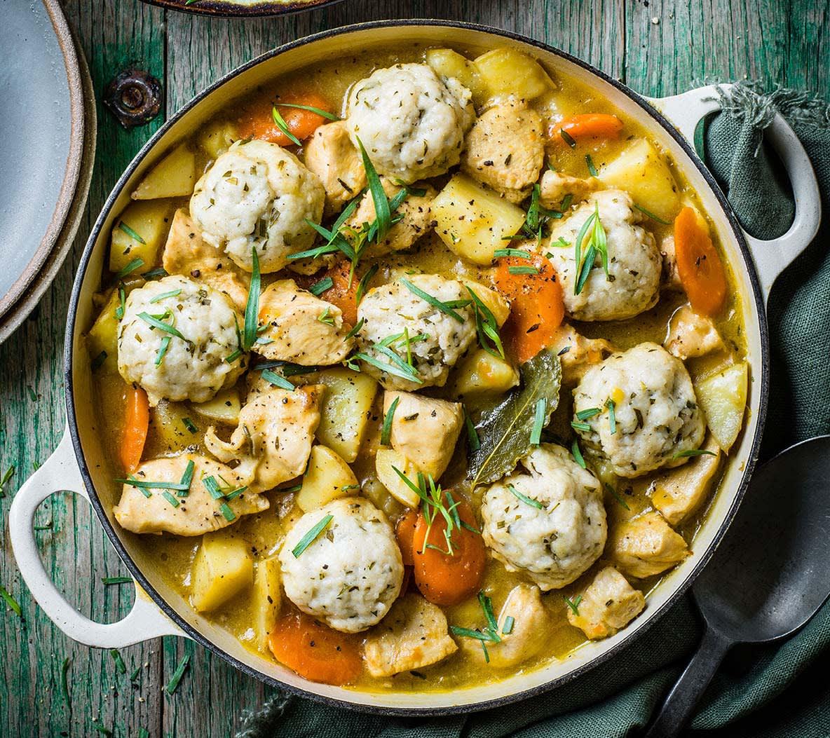 Photo of Chicken casserole with dumplings by WW