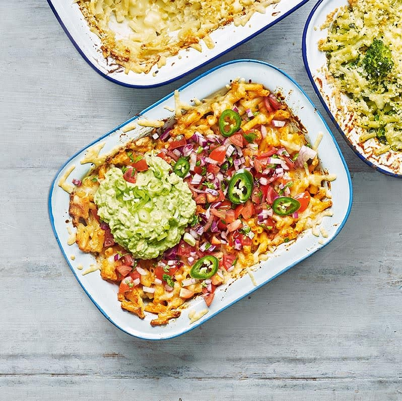 Photo of Mexican-style mac & cheese by WW