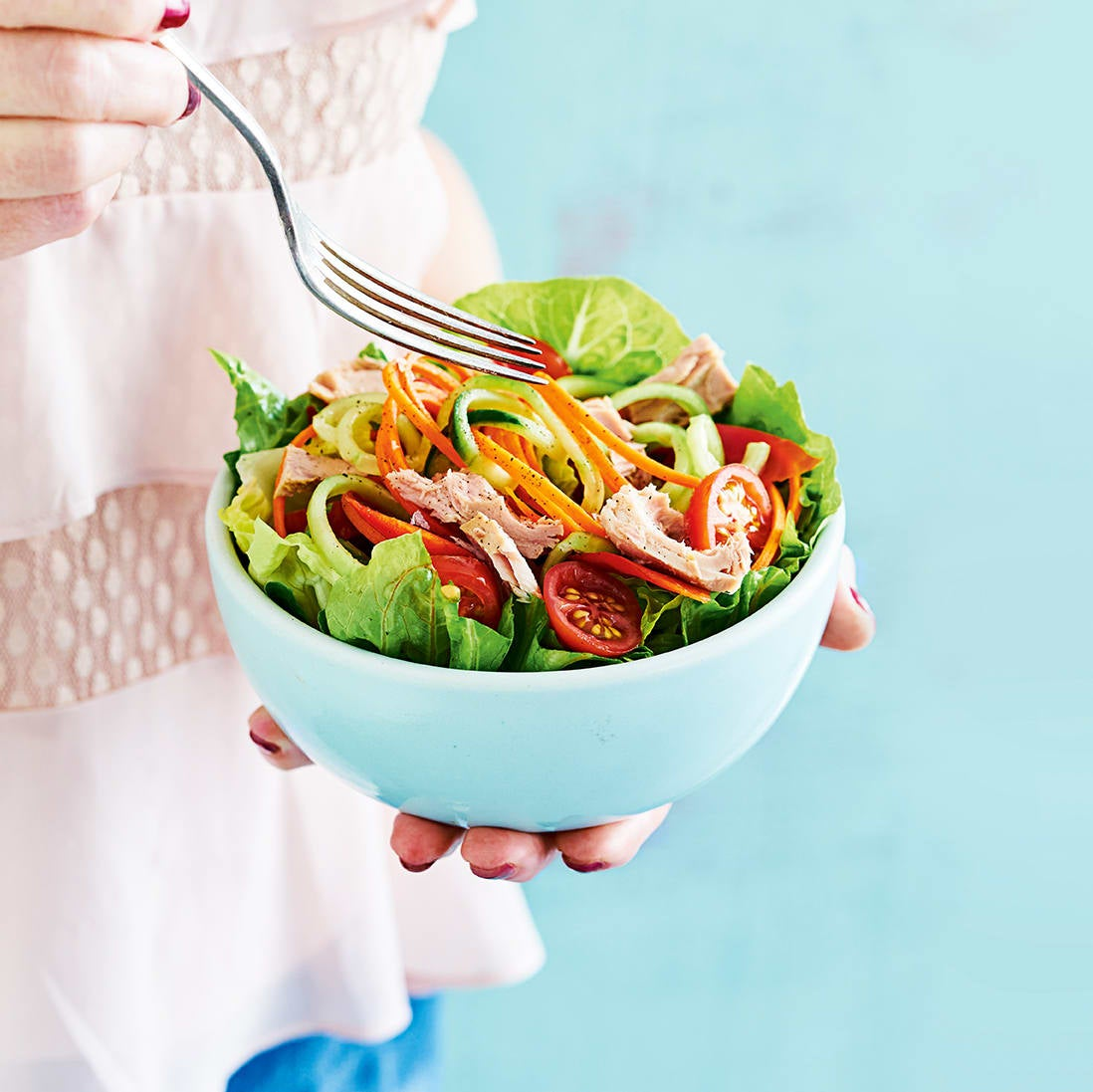 Photo of Easy tuna salad by WW