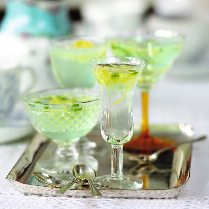 Photo of Gin & tonic jellies by WW