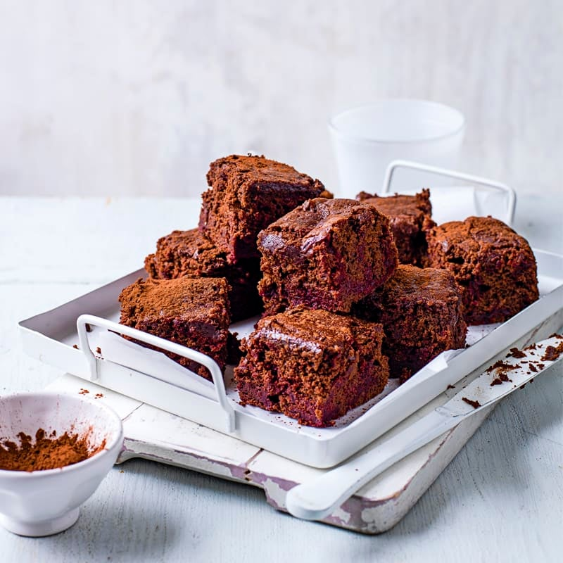 Photo of Beetroot brownies by WW
