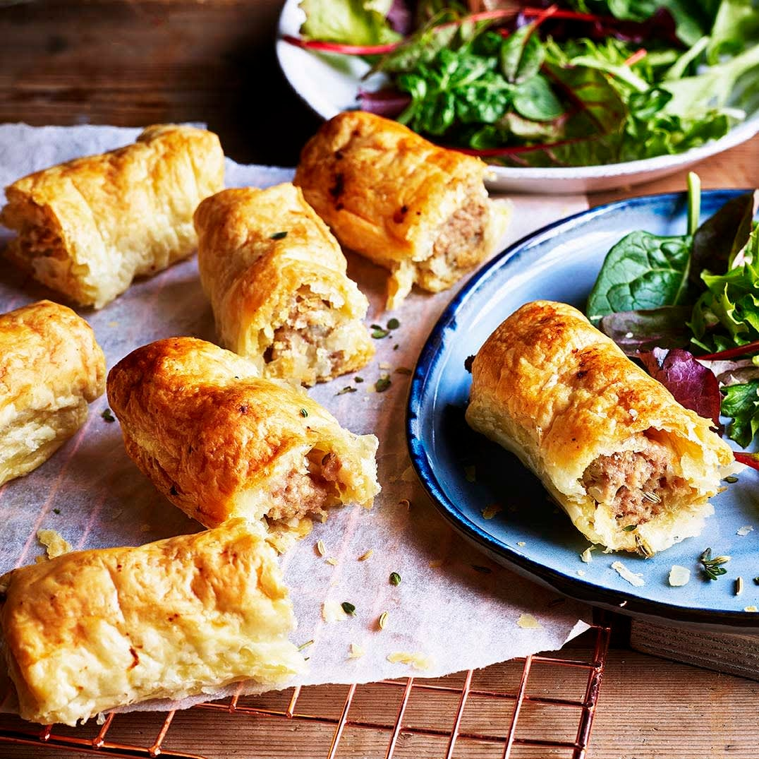 Photo of Homemade sausage rolls by WW