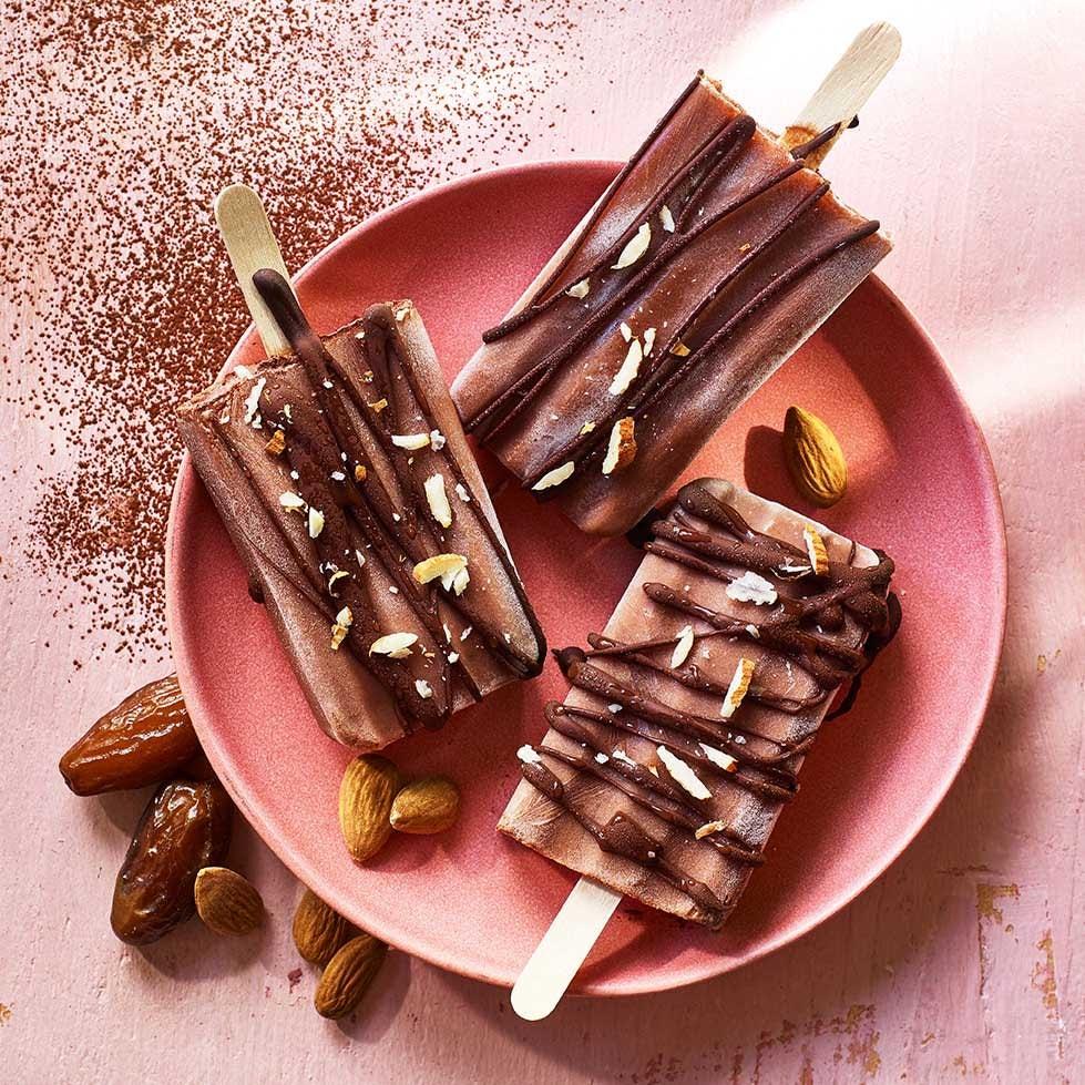 Photo of Chocolate fudge lollies by WW
