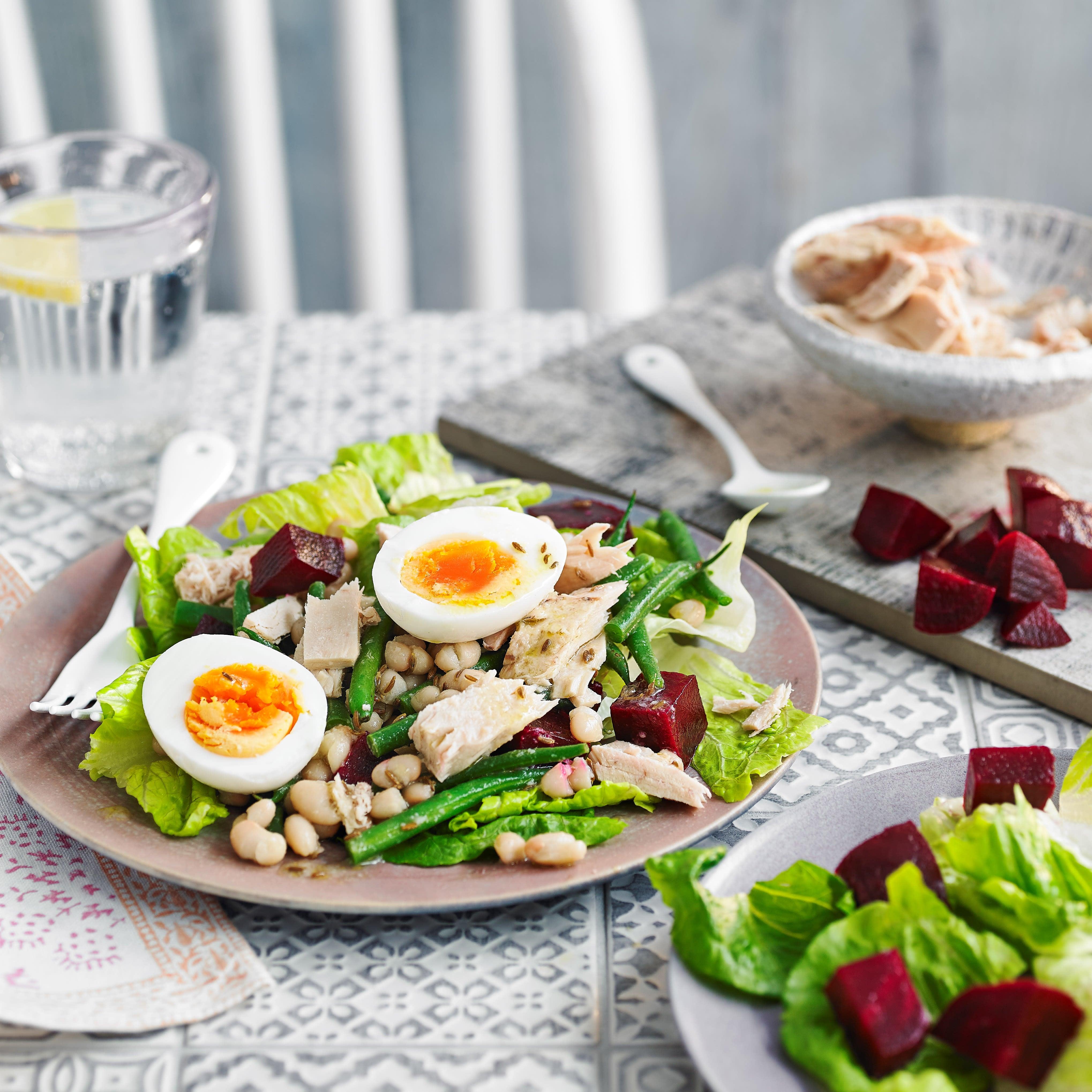 Photo of Tuna & bean salad by WW