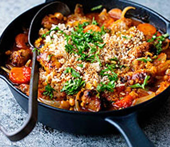 Photo of Easy sausage cassoulet by WW