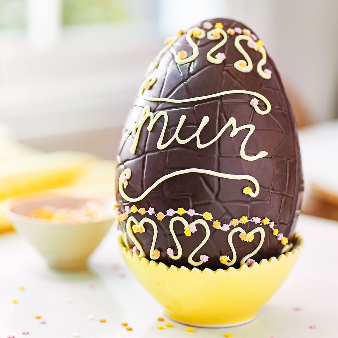 Photo of Decorated Easter egg by WW