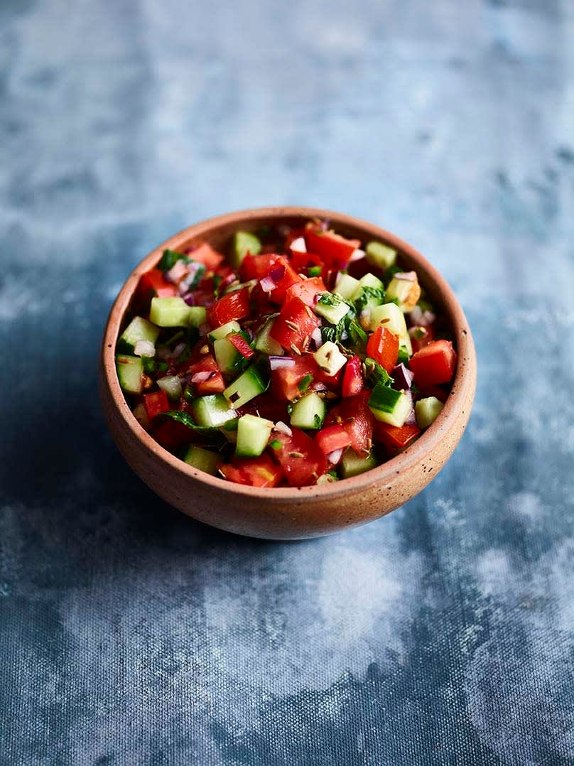 Photo of Indian-style salsa by WW