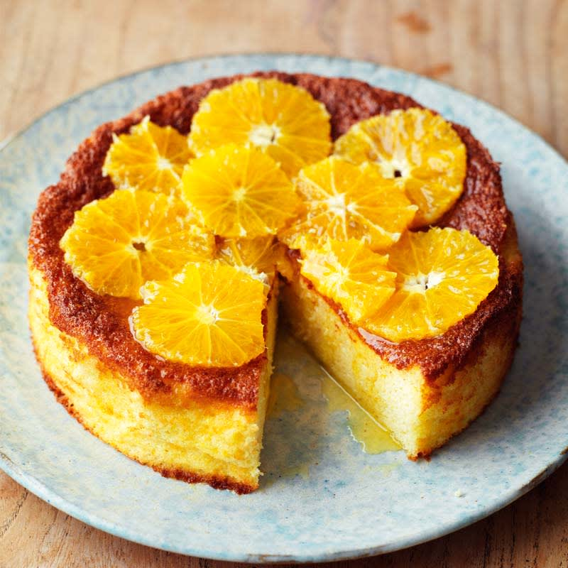 Photo of Honey, orange & almond cake by WW