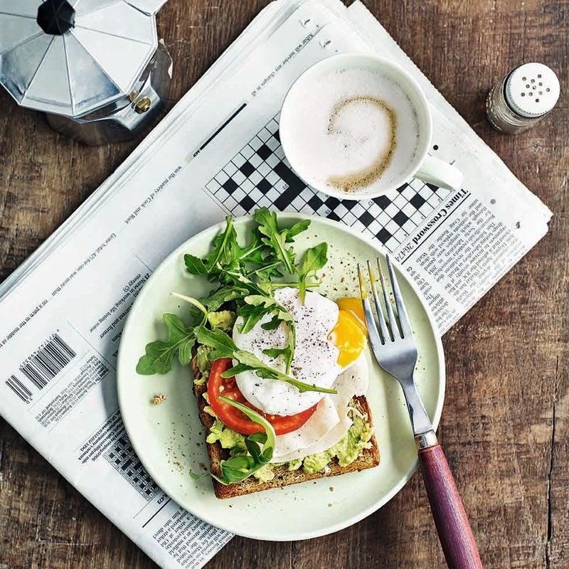 Photo of Turkey, egg & avo breakfast by WW