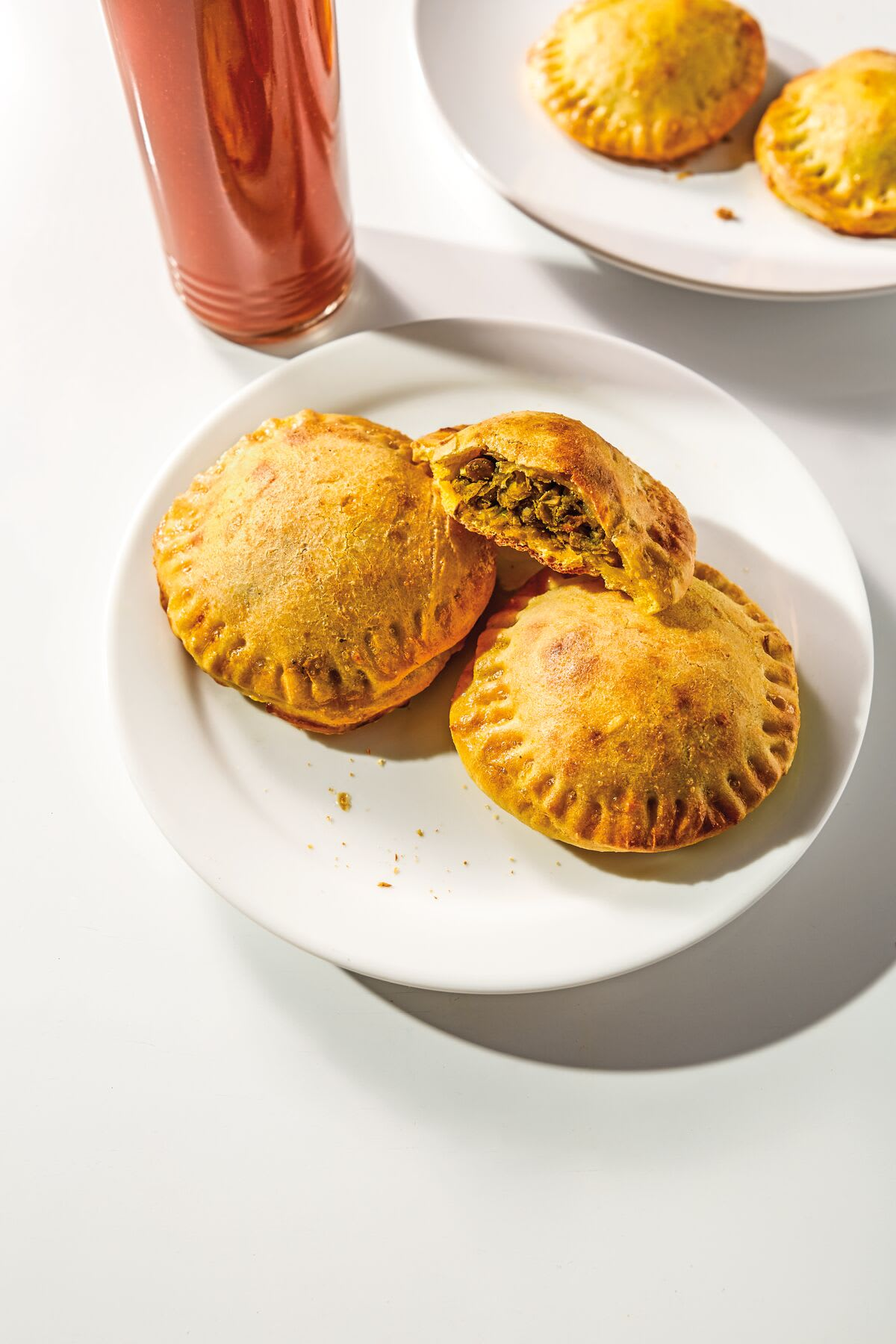 Photo of Jamaican spicy lentil patties by WW